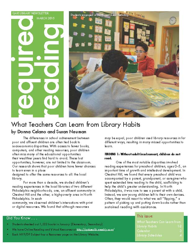 Library Newsletter-March 2015.jpg